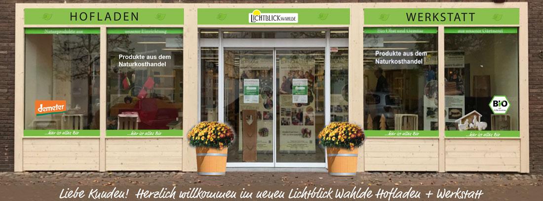 Lichtblick Wahlde Hofladen + Werkstatt