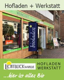 Lichtblick Hofladen + Werkstatt in Neuenkirchen-Vörden, Große Str. 8