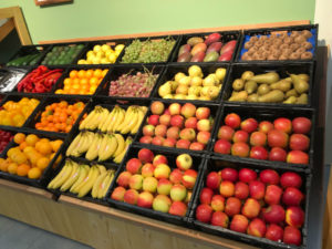 Hofladen + Werkstatt: Obst